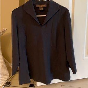 Louis Vuitton V neck dress shirt